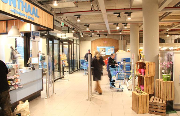 foto-albert-heijn-korenmarkt-gent