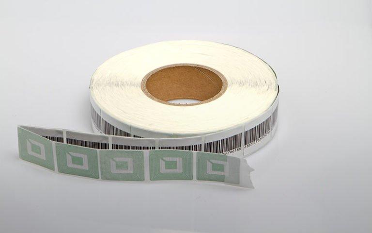 4x4-barcode-etiketten van Resatec voor betere Winkeldiefstalbeveiliging