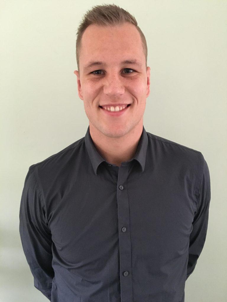 Accountmanager Jens Veldwachter