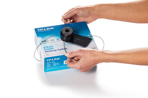 Package Wrap - Resatec - winkeldiefstalbeveiliging